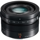 Panasonic Leica DG Summilux 15mm f/1.7
