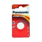 Panasonic Lithium Power Single-use battery CR2012 Litio