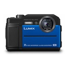 Panasonic Lumix FT7 Blu