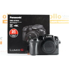 Panasonic Lumix G70 Body Nero Usata circa 550 scatti