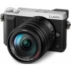 Panasonic Lumix GX80 + 14-140mm f/3.5-5.6 Silver