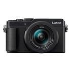 Panasonic Lumix LX100 II Nero DA ESPOSIZIONE CIRCA 200 SCATTI ESEGUITI