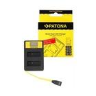 Patona Caricabatteria DUAL USB per BLG10