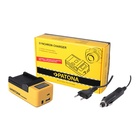 Patona Caricabatterie USB per Fujifilm NPW126