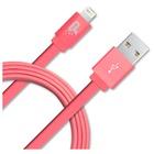 Patriot CAVO USB2.0 (TIPO-A M) - (LIGHTNING M) 1.8MT - PINK