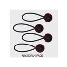 Peak Design 4PK-AN-4 Anchor Pack 4 Extra