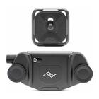 Peak Design CP-BK-3 Capture Camera Clip (V3) Nera con piastra Plate