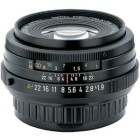 Pentax SMC FA 43mm f/1.9 Limited Edition Black