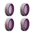 PGYTECH Filtri Combo 4 Pro ND/PL per DJI Mavic 2 Pro