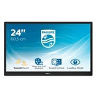 "Philips 242B9TN/00 23.8"" Full HD LCD Nero"