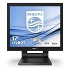"Philips B Line 172B9T/00 LED 17"" LCD 60 Hz 1 ms Opaco Nero"