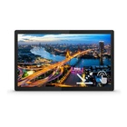 """Philips B Line 242B1TFL/00 Touch 23.8"""" FullHD Multi-Touch 4ms Nero"""