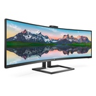 Philips Brilliance Display LCD Curvo in 32:9 SuperWide 499P9H/00