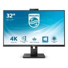 "Philips P Line 329P1H/00 LED 31.5"" 4K Ultra HD Nero"