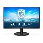"""Philips V Line 221V8LD/00 21.5"""" Full HD LCD 75Hz Nero"""