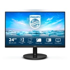 "Philips V Line 241V8LA/00 LED 23.8"" Full HD Nero"