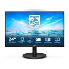 "Philips V Line 241V8LA/00 LED 23.8"" Full HD Nero"