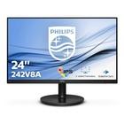 "Philips V Line 242V8A/00 23.8"" Full HD LCD 4ms 75Hz Nero"