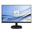 "Philips V Line Monitor 273V7QDAB/00 27"" IPS LCD Full HD Nero"