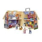 Playmobil Casa Delle Bambole Portatile