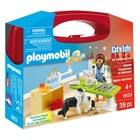 Playmobil City Life Carry case Veterinario