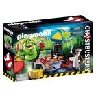 Playmobil Figures Slimer e il Carretto degli hot