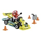 Playmobil Valigetta Go Kart