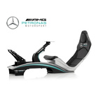 Playseat Pro F1-Mercedes AMG Petronas Motorsport Bianco