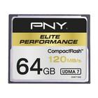 PNY 64GB CF Elite Performance 120MB/s