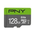 PNY Elite 128 GB MicroSDXC Classe 10 UHS-I