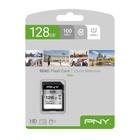 PNY Elite 128 GB SDXC Classe 10 UHS-I