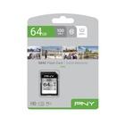 PNY Elite 64 GB SDXC Classe 10 UHS-I