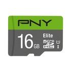 PNY Elite microSDHC 16GB Classe 10 UHS-I