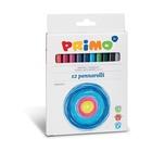 Primo 601PEN12 marcatore Fine Multicolore 12, 1