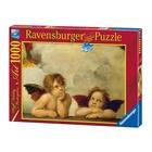 Ravensburger 15544 Raffaello: Cherubini Puzzle 1000 pezzi