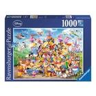 Ravensburger Disney Carnival Multicha 1000 pezzo(i)