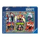 Ravensburger Disney Wicked Women Puzzle 1000 pezzi