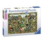 Ravensburger Puzzle 1000 pezzi Fantasy - Colin Thompson: I tesori di una volta