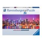 Ravensburger Puzzle Luci di Manhattan 1000 pezzi