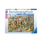 Ravensburger World Landmarks 1000 pezzo(i)