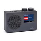 Rline SoundDAB One Radio Portatile Grigio