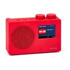 Rline SoundDAB One Radio Portatile Rosso