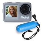 Rollei 9s Plus Fotocamera per sport d'azione 20 MP 4K Ultra HD Wi-Fi
