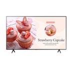 """Samsung BE65T-H 65"""" LED 4K Ultra HD Pannello piatto per segnaletica digitale Grigio"""