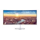 """Samsung C34J791WTR 34"""" 4K UltraWide Quad HD QLED Bianco"""