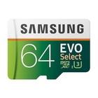 Samsung EVO Select 64 GB MicroSDXC Classe 10 UHS-I