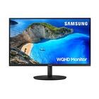 """Samsung F27T700QQU 27"""" 2K Wide Quad HD Nero"""