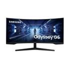 "Samsung G Series C34G55TWWU 34"" 2K UltraWide Quad HD LCD Nero"