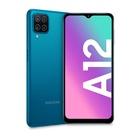 """Samsung Galaxy A12 6.5"""" Doppia SIM 128 GB Blu TIM"""