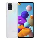 """Samsung Galaxy A21s SM-A217F 6.5"""" 32 GB Doppia SIM Bianco"""